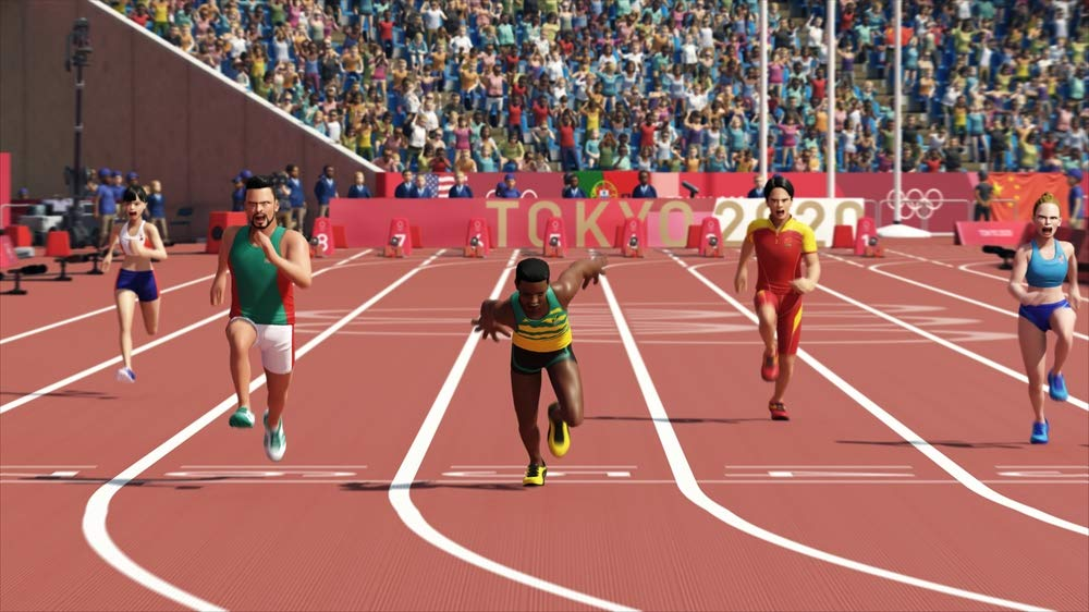 東京2020オリンピック The Official Video Game