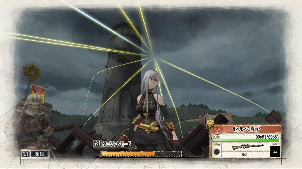 戦場のヴァルキュリア リマスター